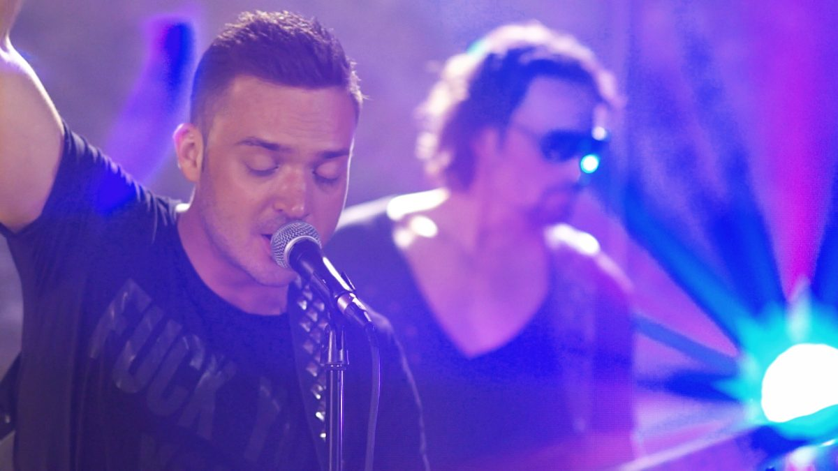 Videoklip Robo Papp a Bystrík – Len jedna noc
